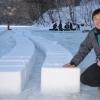 厳冬に懸ける~情熱人(5)「しかりべつ湖コタン 齋藤慎吾実行委員長」