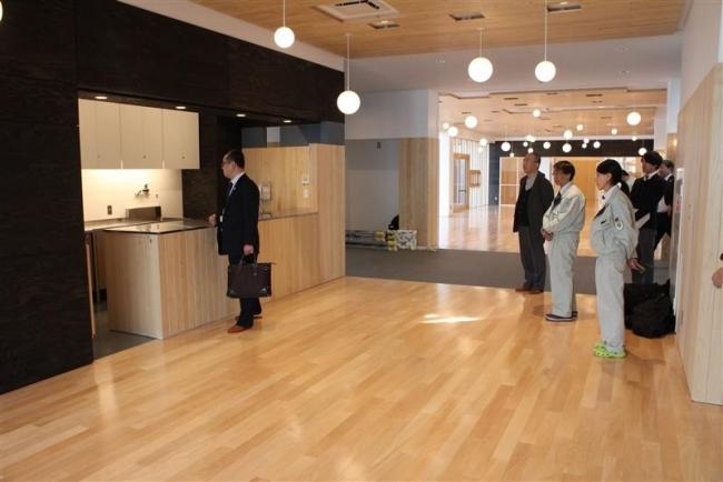 札内コミュニティプラザ完成 幕別 4月1日開所
