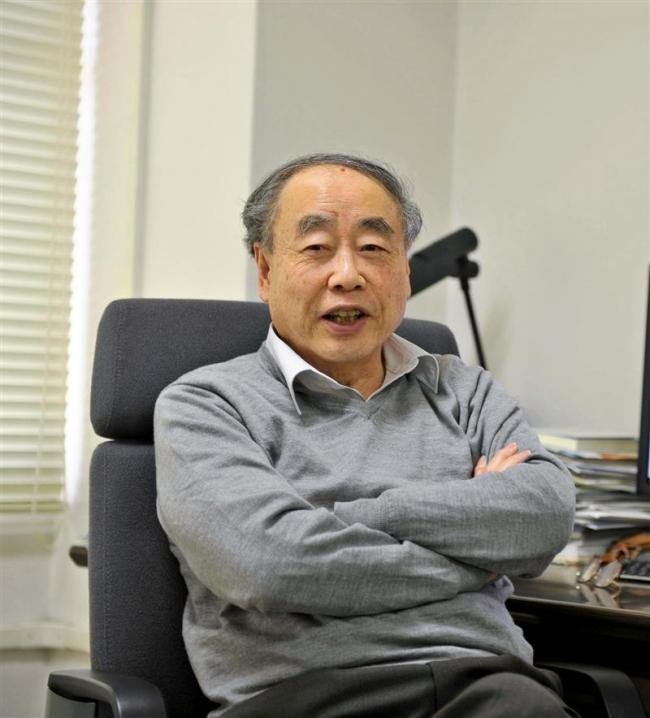 日常の中に物理現象 ノーベル賞・小林氏に聞く 4月10日講演