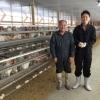 輝く!十勝の人~日本政策金融公庫レポート(7)「竹内養鶏場(音更) 竹内強社長」