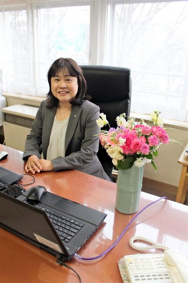 米で第二の教員人生 帯広小校長3月で退職の久永さん