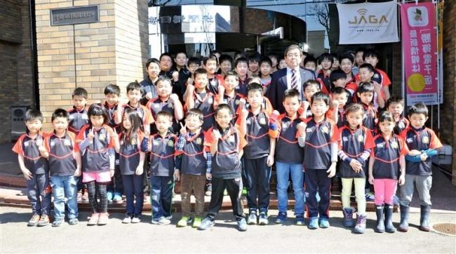 帯広少年ラグビースクール9日に新季開校、生徒を募集