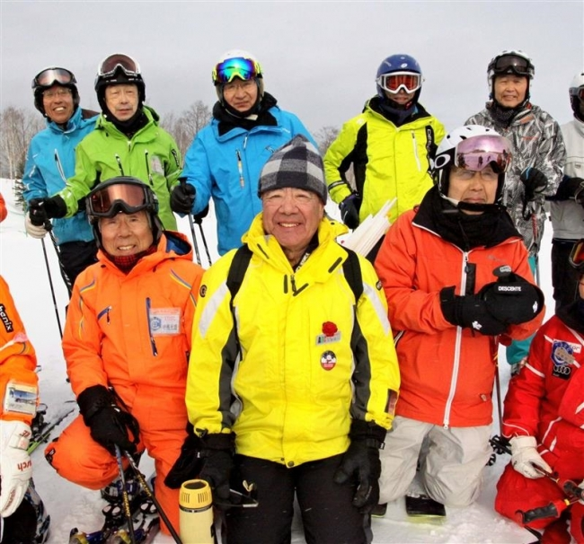 大原氏「私のスキーライフ」出版、管内スキー史も詳述