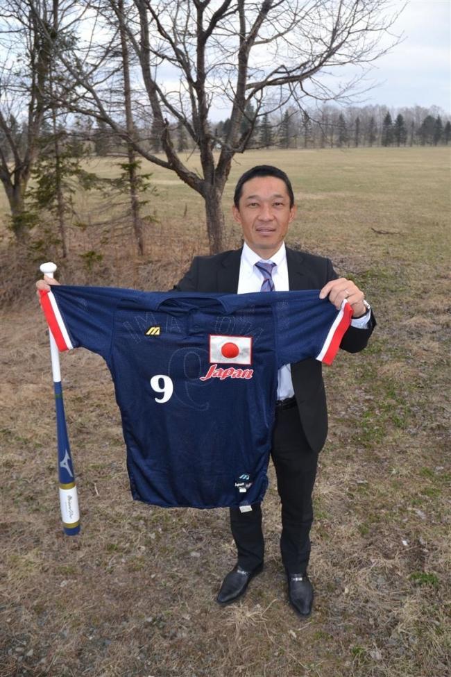 野球五輪で松坂選手らとプレー、日本生命の野上さん帯広に