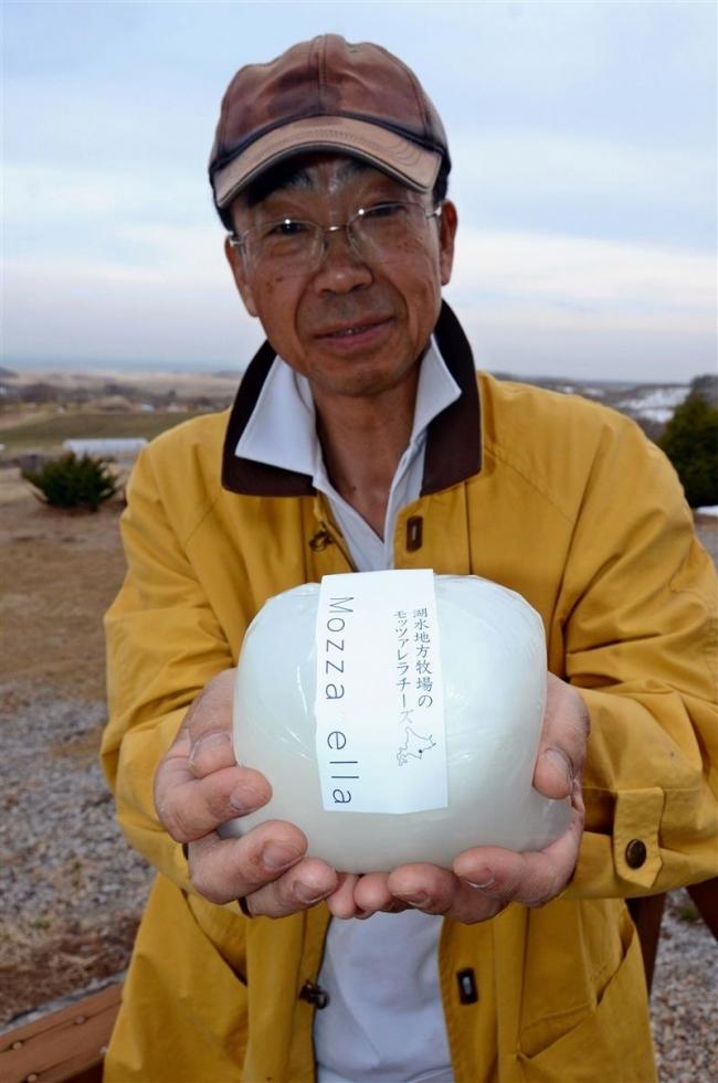 より新鮮に 帯広へ製造即日配送 大樹農社・水牛モッツァレラチーズ