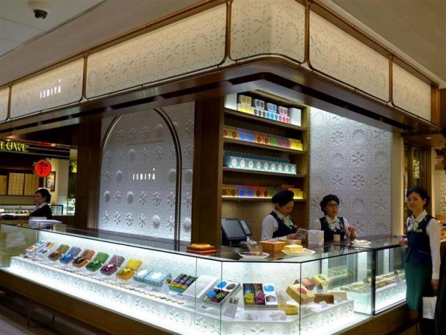 GINZA SIX内に道外初直営店開店へ 石屋製菓