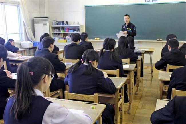 児童・生徒5800人が挑戦 管内でも学力テスト