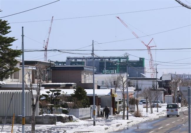 TV電波障害 想定以上 工事影響なら補償へ 厚生病院新築