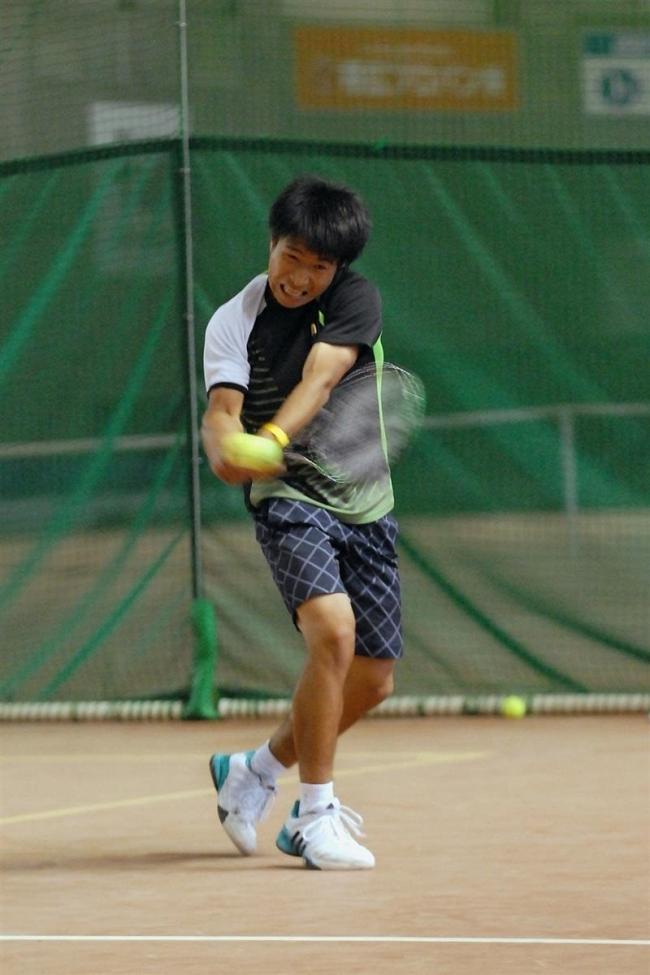 徳光惜敗、木村も本戦初戦敗退 十勝オープンテニス