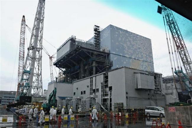 大震災6年~福島原発は今(上)「遠い廃炉 6000人苦闘」