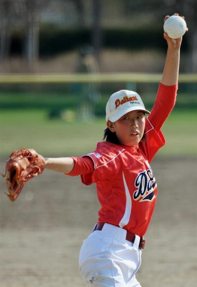 帯広合同V下音更は3位 道東中学女子ソフトボール