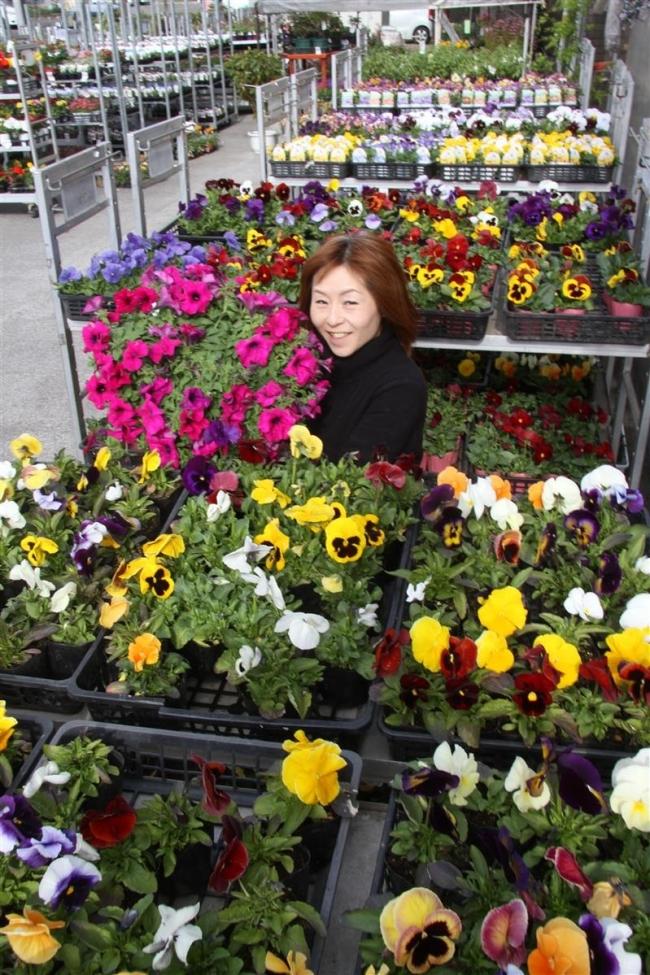 ガーデニングシーズン始まる 家庭菜園も人気