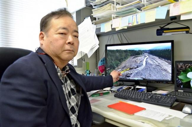 河畔林が農地守る 日本緑化工学会が提言 13日シンポで