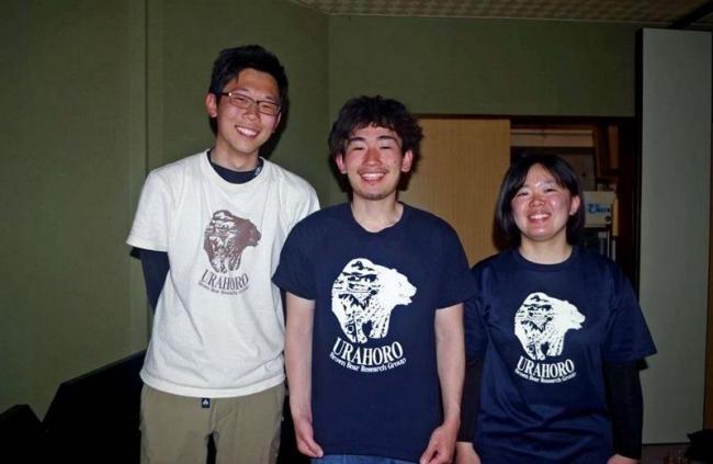 フィールドワーク開始 結成20年の浦幌ヒグマ調査会