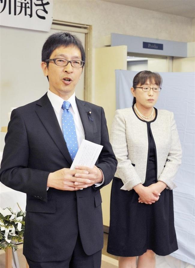 森田氏が事務所開き 中札内村長選