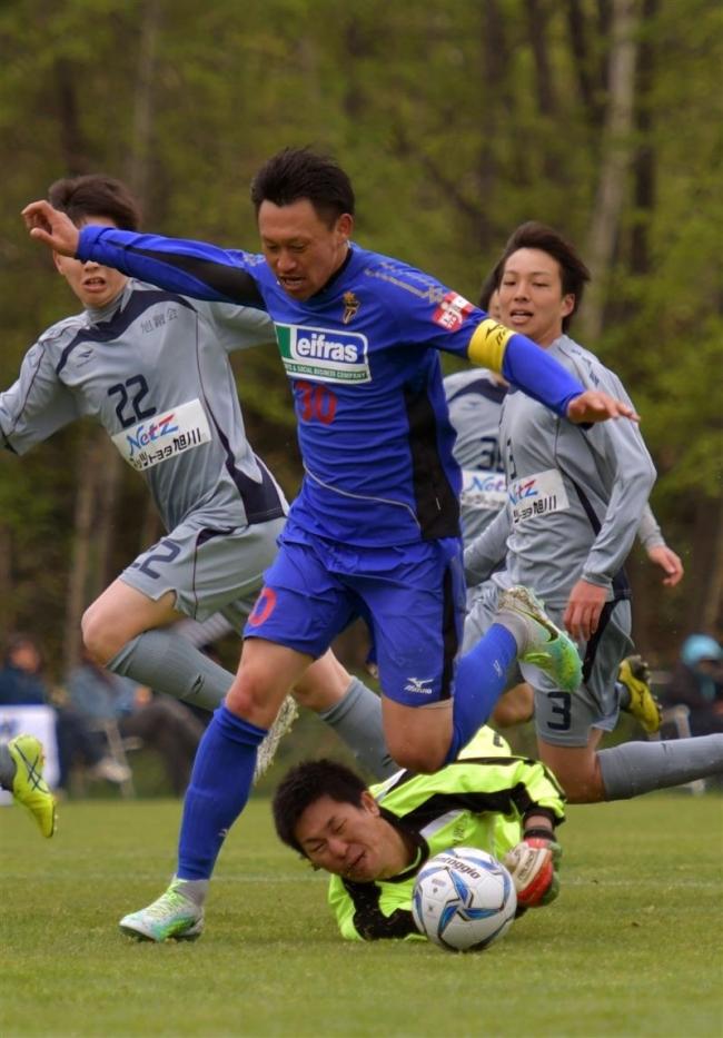 教えて!ぴぴっと「Jリーグ参入 高いハードル サッカー十勝FC」