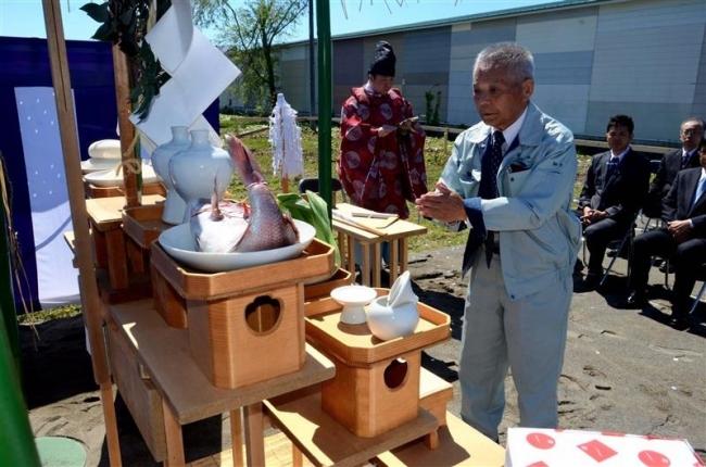 畑下組が高校生下宿を建設 広尾 9月から運営
