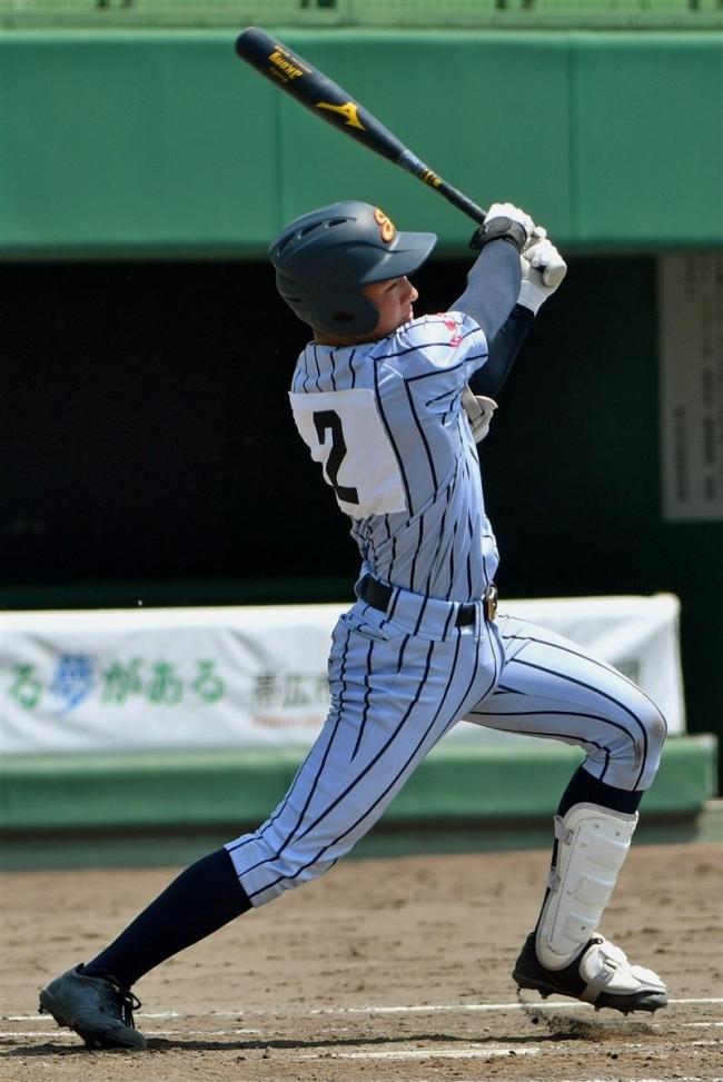白樺学園打ち勝ち代表決定戦へ 春季高校野球支部予選