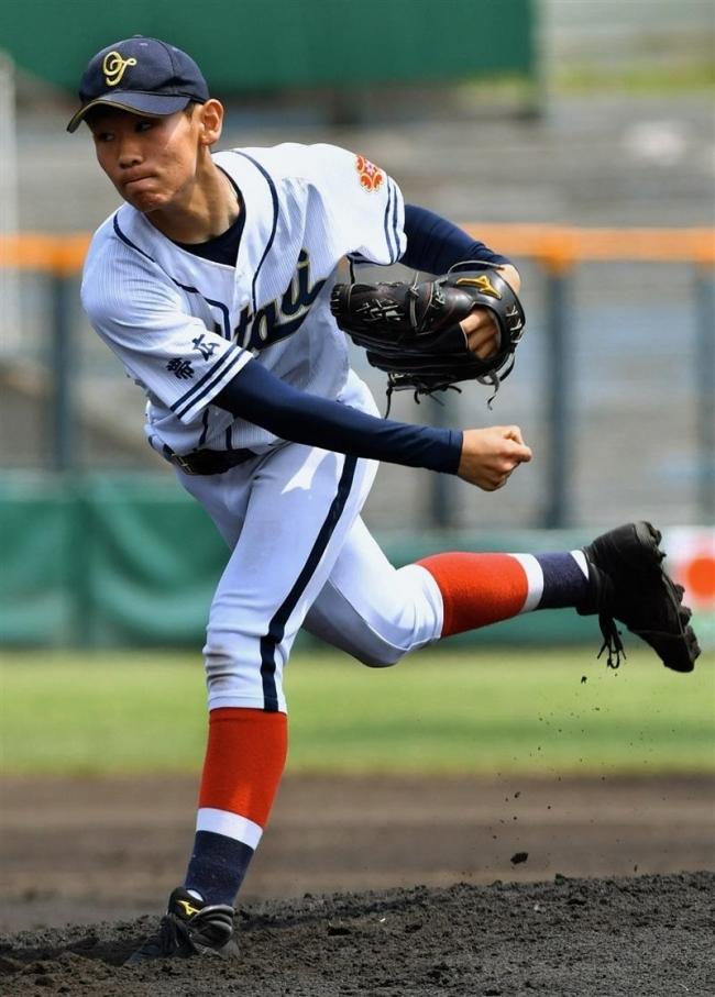 帯大谷攻守に躍動円山で初勝利 春季道高校野球大会