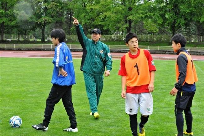 十勝FC初の新規入団選手セレクションに5人参加