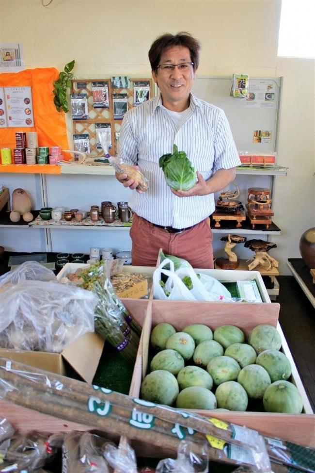 新得の旬の野菜楽しんで 直売所オープン