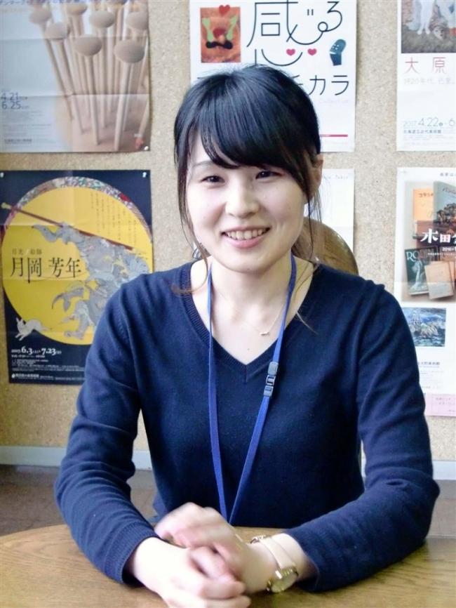 神田日勝記念美術館・川岸真由子学芸員インタビュー