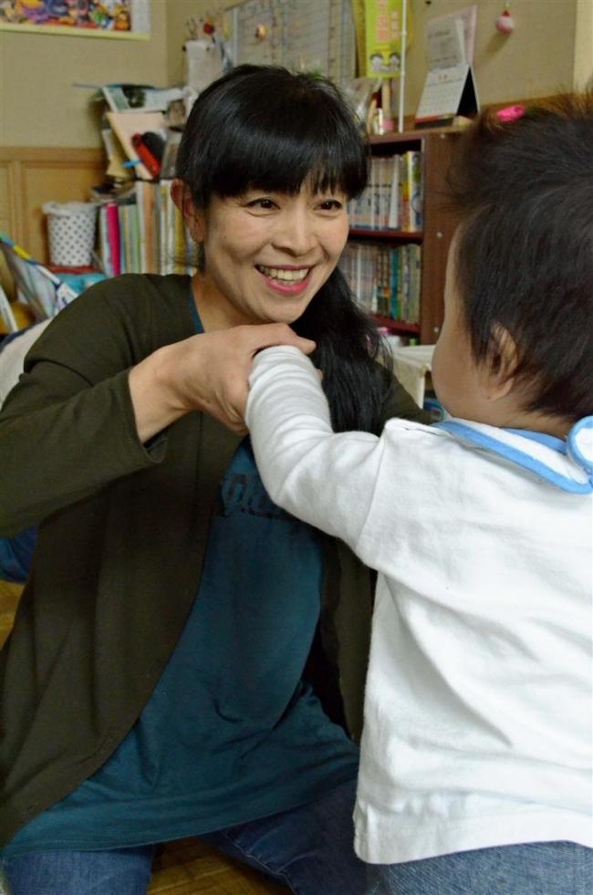 児童を家庭養護 管内初のファミリーホーム開設