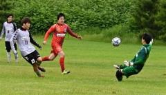 新得FC優勝第1代表 道知事杯サッカー支部予選