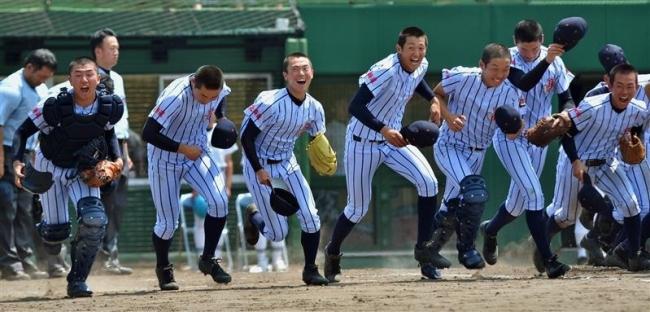 白樺学園接戦制し4年連続代表、高校野球十勝支部予選