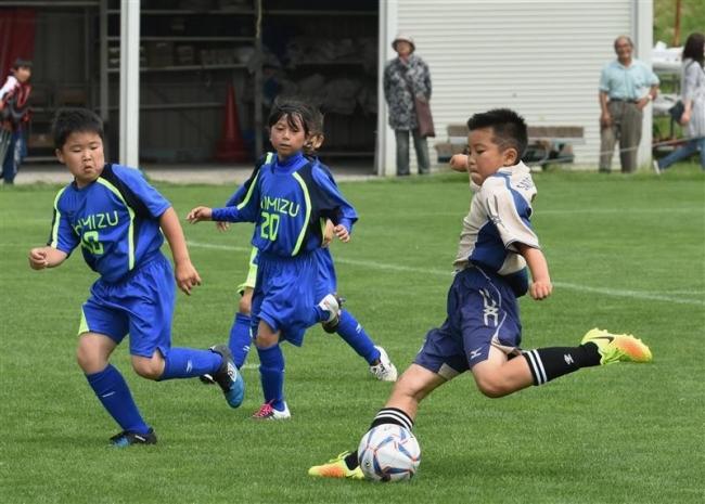 7チーム北大会進出 道少年U-10サッカー十勝予選