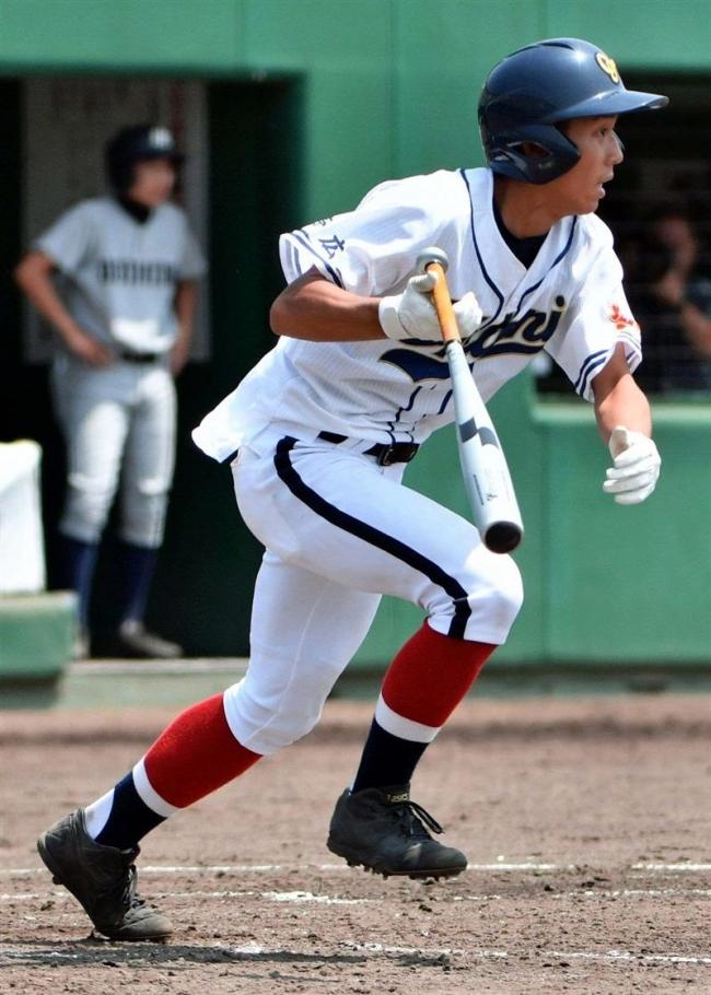 帯大谷4年ぶり5度目の代表、夏の高校野球十勝予選