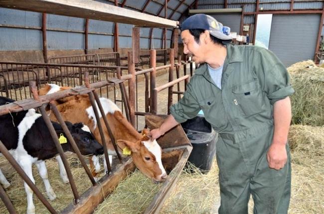 あの日から~台風1年「清水の岩田さん 牧場再建」