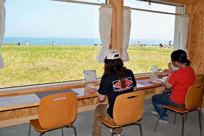 長節湖キャンプ場とカフェ今季オープン 豊頃
