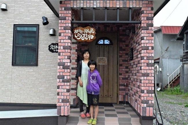 習字教室と飲食店を兼ねたカフェオープン 池田