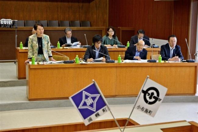 浦幌町議会に視察相次ぐ 全国表彰で議員なり手不足対策注目