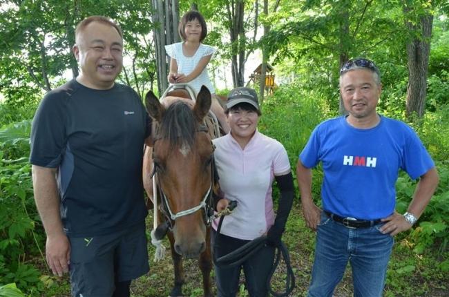 「馬文化を知って」 サムライプロデュースが新プログラム