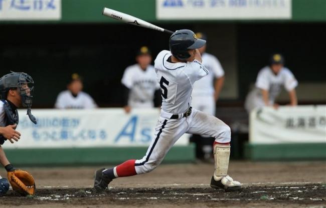 帯大谷投打かみ合い8強入り、高校野球北北海道大会