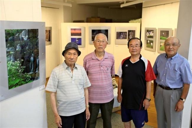 80歳以上のアマチュアカメラマンが写真展