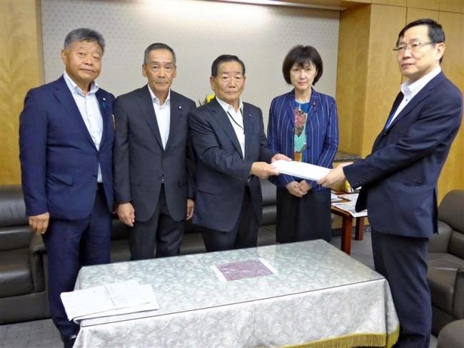 「地方議員の確保策を」 浦幌町議会が中央要望