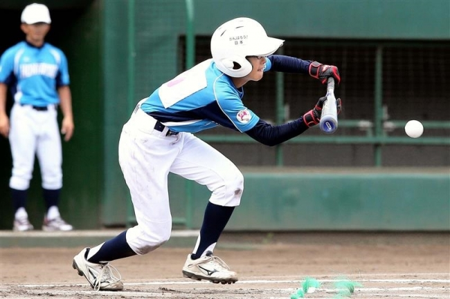 とかち8強入り岐阜に打ち勝つ、全日本女子学童野球