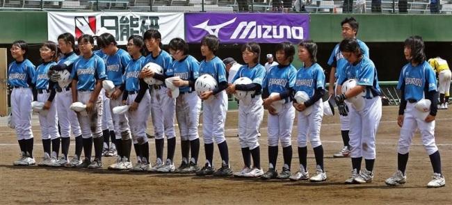 とかちスマイル全国4強ならず 全日本女子学童野球