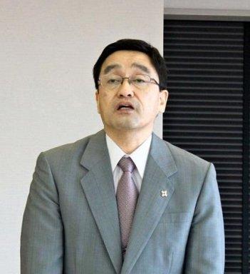 釧路地検検事正の佐藤氏が着任会見 「安心、安全な社会を」