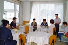 高齢者交流カフェ開設 9月 初の常設施設に 浦幌