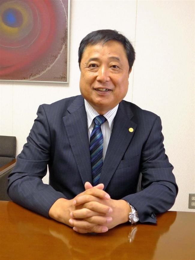 高崎経済大学で教壇に 帯広市出身実業家の田守さん