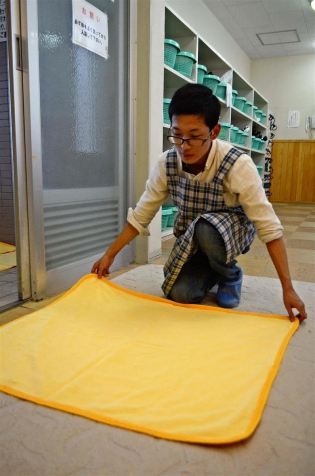 若手芸術家、晩成温泉で観光業も体験 大樹モニターツアー