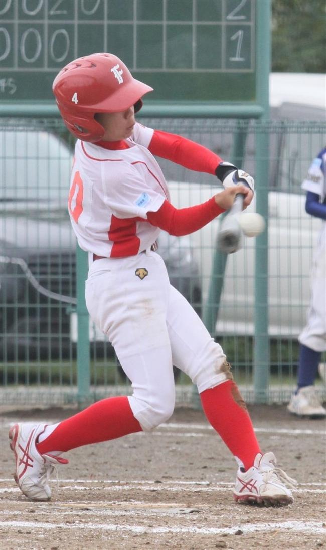 豊成ファイターズ16年ぶりV 帯広平原LC杯市少年野球