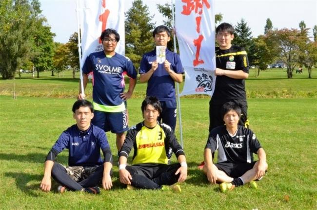 PKで熱戦 社会人のTFSが全国へ 北海道幕別大会
