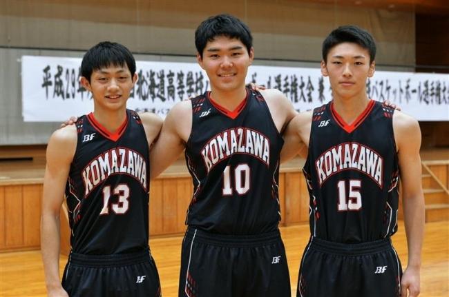 十勝出身の男女5選手活躍に笑顔、道高校バスケ選手権