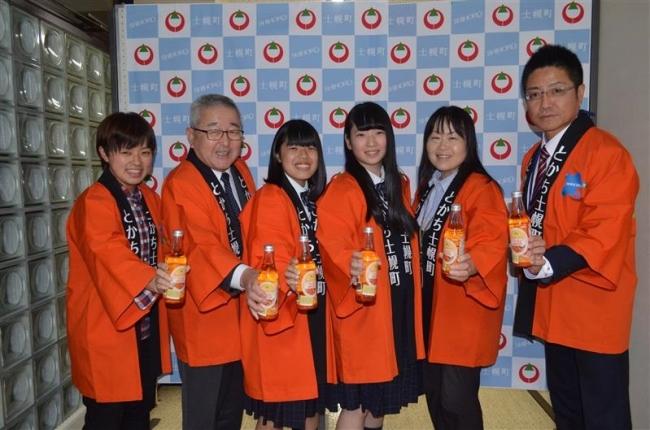 士幌高生、東京の商談会に出展 特産品PRへ