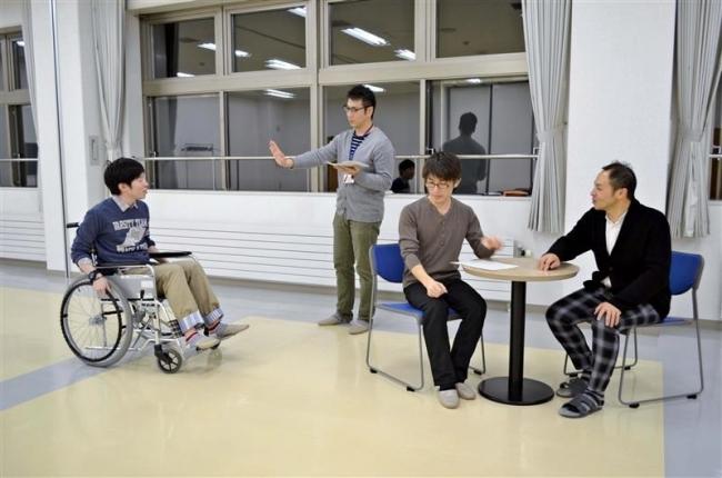 障害者差別の解消訴え創作劇 本別 9日に披露
